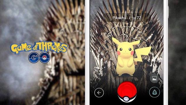El viral que junta a actrices de 'Game of Thrones' y 'Pokémon GO'