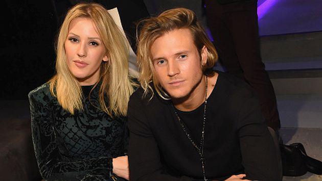 ¿Ellie Goulding y Dougie Poynter retomaron su relación?