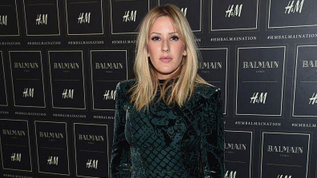 Ellie Goulding presentó 'Lost and Found', nueva canción de 'Delirium'