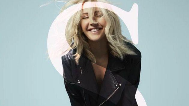 Ellie Goulding lanzó 'Something In The Way You Move', lo nuevo de 'Delirium'