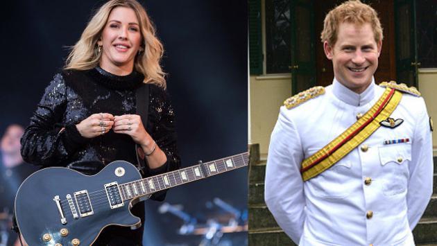 ¡Ellie Goulding dijo esto sobre tener un bebé con el Príncipe Harry! [VIDEO]