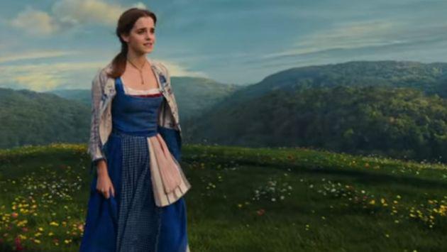 OMG! ¡Emma Watson cantando en el nuevo tráiler de 'La Bella y La Bestia'! [VIDEO]
