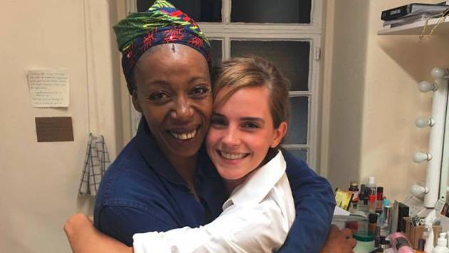 Emma Watson conoce a quien interpretará su papel en la obra 'El Niño Maldito'