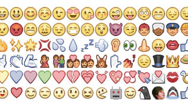 Estos son los países en los que más usan emojis