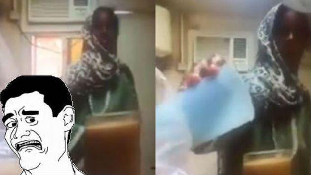 No vas a creer cómo se se vengó una empleada del hogar de su jefa [VIDEO]