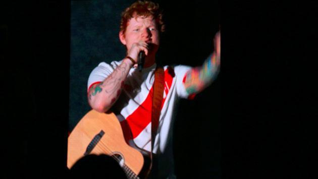 Entérate cuál fue el setlist del concierto Ed Sheeran en Lima