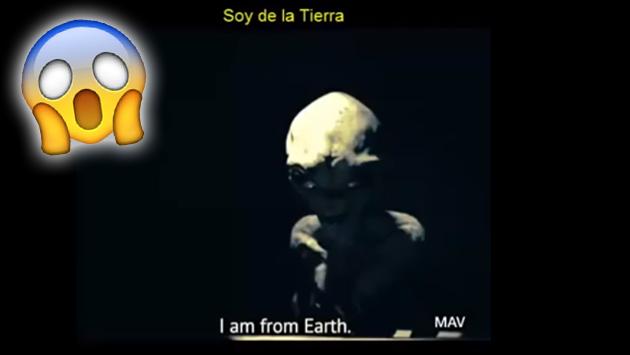 YouTube y la 'entrevista a un alien' del Área 51 que dejó a muchos sorprendidos [VIDEO]