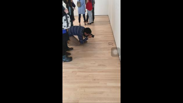 Esta broma que circula en Twitter te hará dudar de las cosas que ves en un museo [FOTOS]