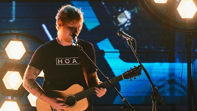 Esta es la terapia de Ed Sheeran para cuando se siente triste y melancólico