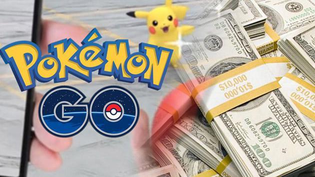 Esta es toda la fortuna que generó 'Pokémon GO' el 2016