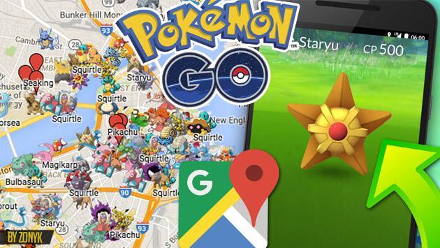 Esta sería la ubicación de los nidos de 'Pokémon GO' después del evento de Halloween