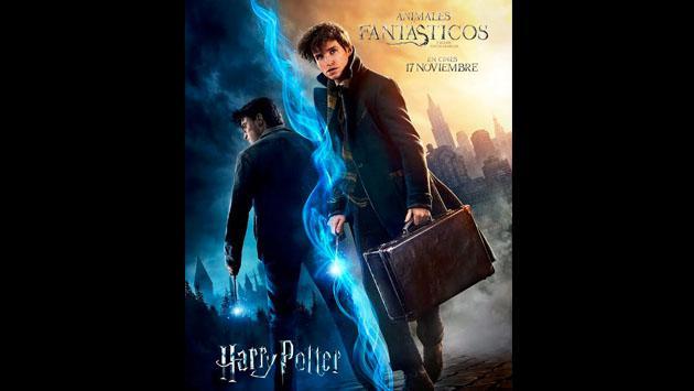 ¿Estás listo para una maratón de 'Harry Potter' en el cine antes del estreno de 'Fantastic Beasts'?