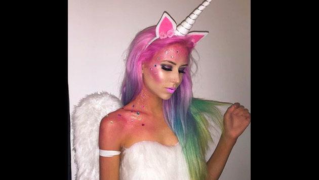 Este disfraz de Halloween comienza a ganar popularidad gracias a Instagram [FOTOS]