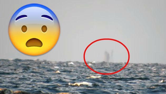 Este es el supuesto barco fantasma que se volvió viral en YouTube [VIDEO]
