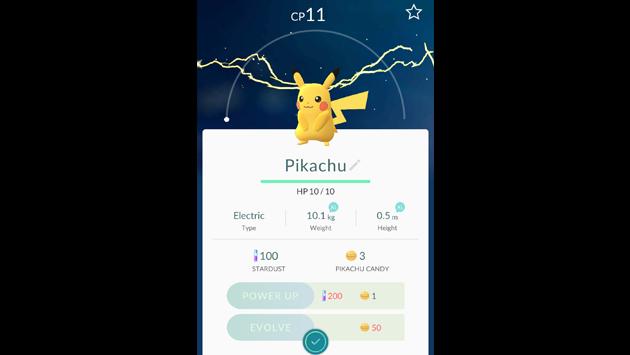 Este es el truco de 'Pokémon Go' para sacar a Pikachu desde el principio