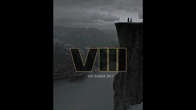'Star Wars 8': ¿El nombre de la película ya fue revelado? Míralo aquí