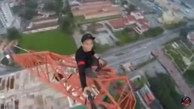 Este viral de YouTube le costaría la cárcel a quien lo grabó [VIDEO]
