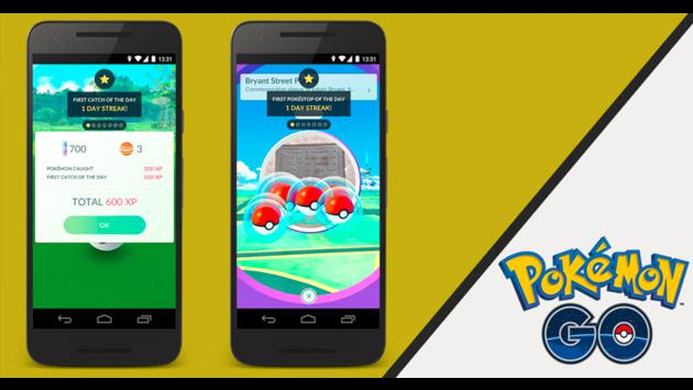 Esto te dará 'Pokémon GO' a cambio de que juegues a diario