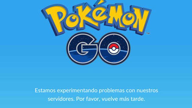 ¿Problemas para entrar a 'Pokémon GO'? Esta sería la causa