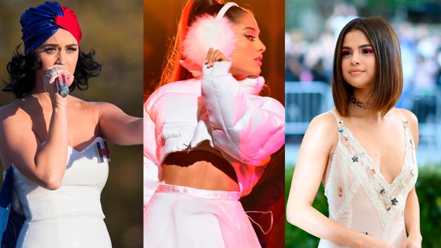 Famosos se pronuncian por atentado en concierto de Ariana Grande