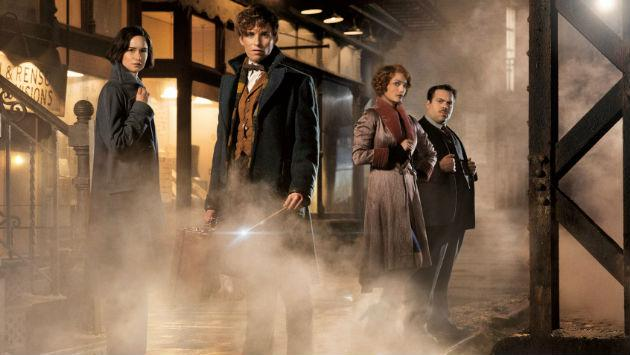 'Fantastic Beasts and Where to Find Them' estrenó primer trailer: ¡Atentos fans de Harry Potter!