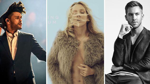 ¡The Weeknd, Calvin Harris y Ellie Goulding se presentarán en el Hangout Music Festival 2016!