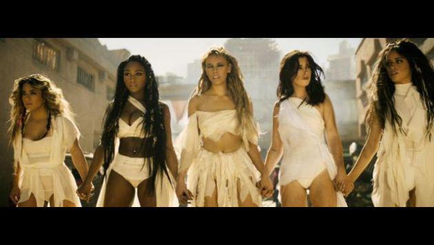 ¡El videoclip de 'That's My Girl' de Fifth Harmony quizá sea uno de los mejores!