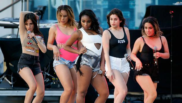 Fifth Harmony, más sexy que nunca en la filmación del videoclip de 'All In My Head' [FOTOS]