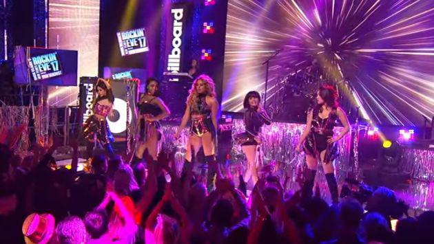 Esta fue la última presentación de Camila Cabello con Fifth Harmony [VIDEO]