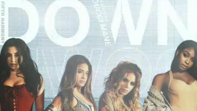 Fifth Harmony está en los 'Hot 100 Chart Moves' con 'Down'