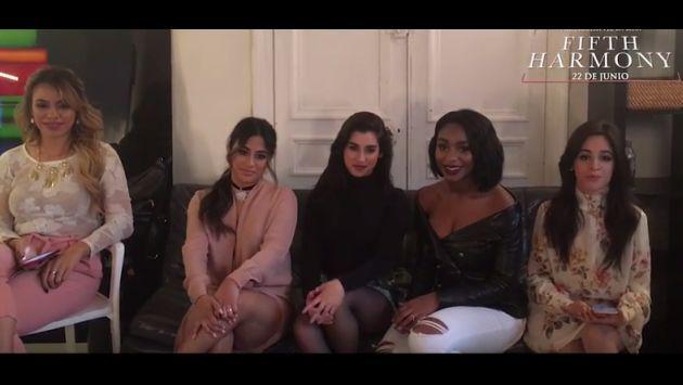 Fifth Harmony en Lima: ¡Agrupación mandó saludos a sus fans peruanos! [VIDEO]