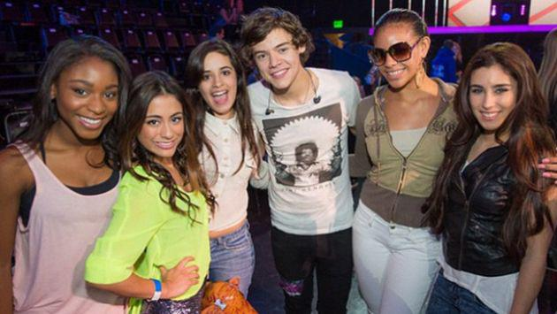 Harry Styles aconsejó a Fifth Harmony. ¿Qué les dijo?