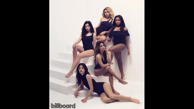 Esta foto de Fifth Harmony, tomada por Billboard, tiene un error atroz. ¿Ya viste cuál es?