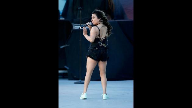 El show de Fifth Harmony más sexy que puedas imaginar en Las Vegas [FOTOS]
