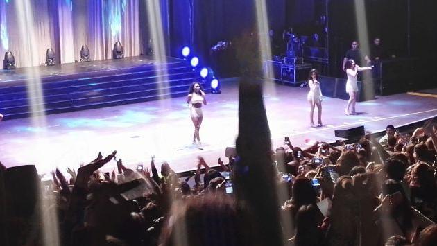 Fifth Harmony en Lima: ¡Así se vivió el esperado concierto! [FOTOS + VIDEOS]