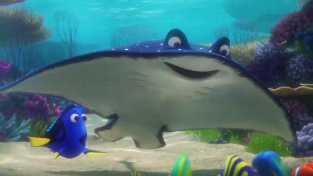 'Finding Dory': ¡Mira el nuevo tráiler de la película! [VIDEO]