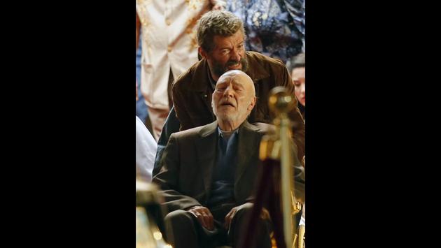 Primeras fotos del rodaje de 'Wolverine 3'. Se confirma nuevo personaje