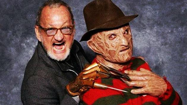 ¡Checa como luce hoy el actor que dio vida a Freddy Krueger! [FOTOS]