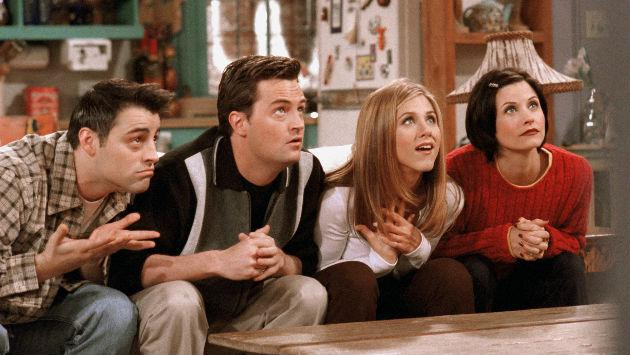 ¿'Friends' regresa a la TV este 2016?
