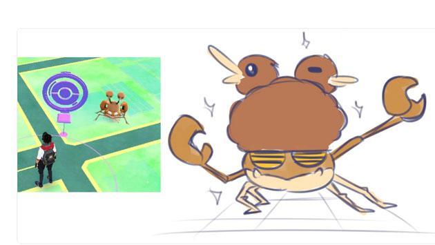 'Pokémon GO' tiene estas horripilantes fusiones de pokémones por una falla [FOTOS]