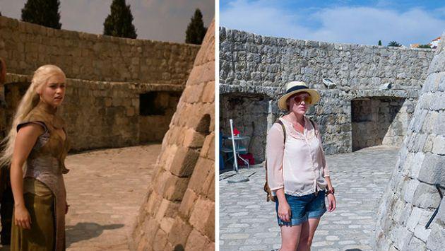 'Game of Thrones': Pareja viajó hasta Croacia para visitar los lugares de filmación