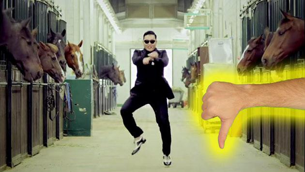 Gangnam Style ya no es el video más visto de YouTube