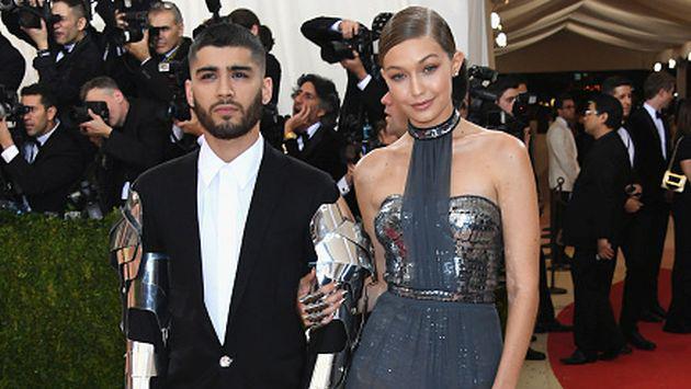 Zayn Malik confesó qué le gusta de Gigi Hadid