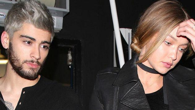 ¡Zayn Malik y Gigi Hadid ya no ocultan su romance! [FOTO]