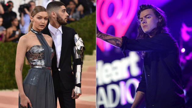 ¿Gigi Hadid quiere demostrar que Zayn Malik es mejor que Harry Styles? [FOTO]