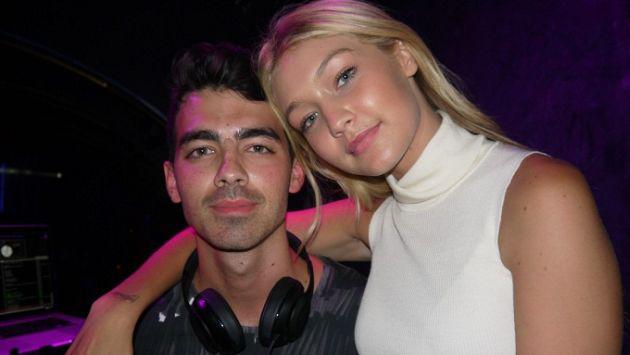 ¿Joe Jonas no puede superar su ruptura con Gigi Hadid?