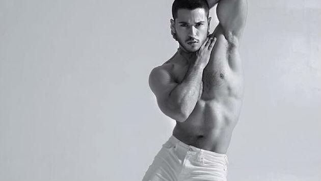 Conoce a Giuseppe Giofré, el sexy bailarín de Taylor Swift