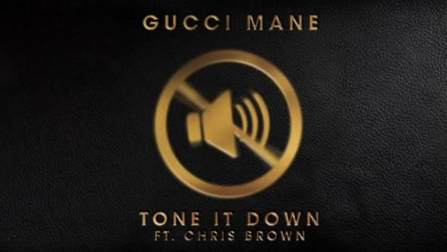 Chris Brown se junta con Gucci Mane para 'Tone It Down'