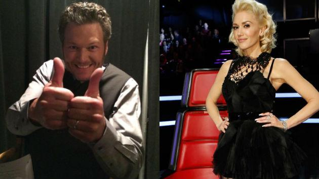 Gwen Stefani admite sentir vergüenza de su romance con Blake Shelton