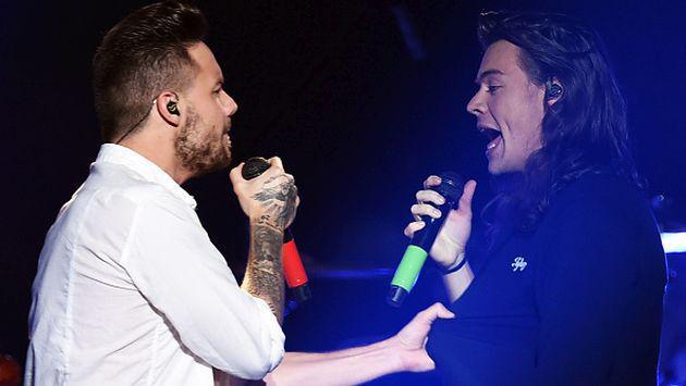 ¡Harry Styles quiere ser el padrino del hijo de Liam Payne!